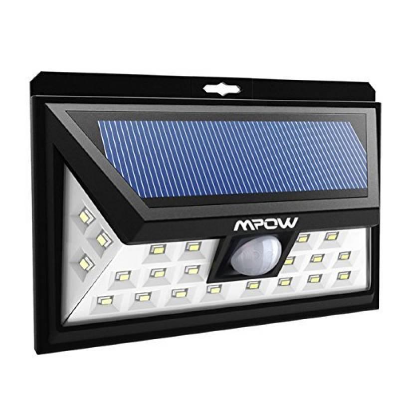 Applique led solaire   le comparatif pour 2019   Meilleur Luminaire 35b2d30c22c0