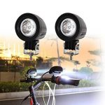 Phare Led Moto,JieHe Phare de Travail à Led 10W Longue Portee Moto Led Light Bar(2pcs) de la marque JieHe Lighting image 2 produit