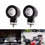 Phare Led Moto,JieHe Phare de Travail à Led 10W Longue Portee Moto Led Light Bar(2pcs) de la marque JieHe Lighting image 6 produit