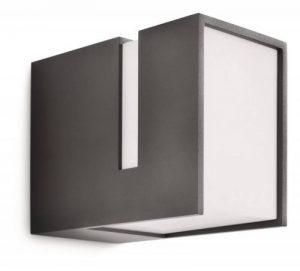 Philips luminaire extérieur applique murale Acres gris Foncé de la marque Philips Lighting image 0 produit