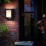 Philips luminaire extérieur LED applique avec détection Arbour anthracite lumière blanc chaud de la marque Philips Lighting image 3 produit