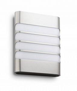 Philips luminaire extérieur LED applique Raccoon inox de la marque Philips Lighting image 0 produit