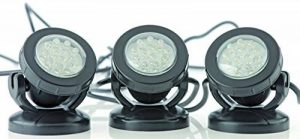 Pontec 57520 PondoStar LED Set de 3 de la marque PONTEC image 0 produit