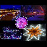 ProGreen 13M Guirlande Lumineuse LED 120 LEDs,RGB Tube Lumineux , IP44 Étanche , 8 Modes d'éclairage, Décoration Pour Noël Jardin Mariage Terrasse Pelouse Pâques,Maison,Fête(Multi-couleur) de la marque ProGreen image 2 produit