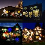 Projecteur de lumière de noël extérieur ; votre top 9 TOP 5 image 2 produit
