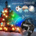 Projecteur de lumière de noël extérieur ; votre top 9 TOP 5 image 3 produit