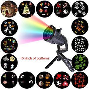 Projecteur laser pour extérieur -> le top 14 TOP 5 image 0 produit