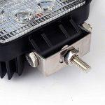 SAILUN travaux légers 4 x 27W LED Offroad Floodlight Spotlight réflecteur Worklight 1755LM noir en fonte d'aluminium IP67 de la marque SAILUN image 2 produit
