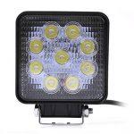 SAILUN travaux légers 4 x 27W LED Offroad Floodlight Spotlight réflecteur Worklight 1755LM noir en fonte d'aluminium IP67 de la marque SAILUN image 4 produit
