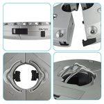 SOAIY® Lampe pour Parasol de 28 LEDs avec 3 Niveaux d'Éclairage Lampe Extérieure pour Parasol / Tente / Arbre / Camping / BBQ de la marque SOAIY image 3 produit