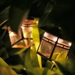 solarbuy24Lot de 12lampes solaires pour jardin maison marocaine de la marque hubeijinmaoboli Trade co,.Ltd. image 1 produit