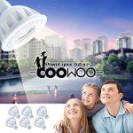 Spots LED Ampoules MR16-Culot GU5.3-5W Consommé-Equivalent 50W Ampoule Halogène Incandescente-Blanc Neutre-500 Lumens -Lot de 6 Par COOWOO de la marque COOWOO image 1 produit