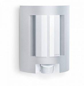 Steinel L 11 Luminaire mural à détecteur de mouvement, applique pour l'extérieur, angle de détection 180°, 60 W, E 27 de la marque STEiNEL image 0 produit