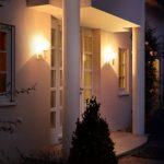 Steinel L 560 S Blanc - Luminaire extérieur à détecteur de mouvement, applique murale, angle de détection 140°, E27 de la marque STEiNEL image 3 produit