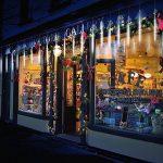 TurnRaise Lumières de 50cm 10 Tube 540LED Pluie Imperméable à L'eau de Pluie de Météores Mariage Parti Décoration D'arbre de Noël de la marque TurnRaise image 2 produit