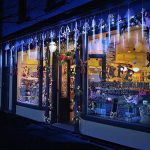 TurnRaise Lumières de 50cm 10 Tube 540LED Pluie Imperméable à L'eau de Pluie de Météores Mariage Parti Décoration D'arbre de Noël de la marque TurnRaise image 3 produit