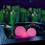 Velda 123637 boule lumineuse flottante solaire pour bassin de jardin, taille L diamètre 30 cm de la marque VELDA image 3 produit