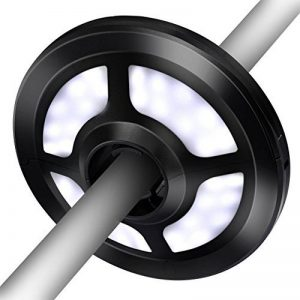 VicTsing Lampe pour Parasol de Jardin Lampe 36 LED sans fil avec 2 Modes d'Eclairage Batterie et Alimentation Câble USB pour Lumière Parapluie, Tente de Camping, Lumière de Patio, Eclairage Temporaire d'Urgence de la marque VicTsing image 0 produit