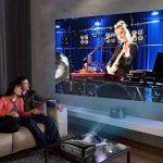 Vidéoprojecteur, LESHP HD 1080P HD 3200 Lumens Led Mini LCD Projecteur de Cinema Théâtre Familiale Privé, Projecteur Portable 1080P / USB / VGA / SD / HDMI pour Xbox / iphone / Smartphone / PC (Noir) de la marque LESHP image 5 produit