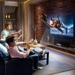 Vidéoprojecteur/Retroprojecteur, LESHP 1080P HD 3200 Lumens Led Mini LCD Projecteur de Cinéma Privé, Projecteur Portable avec Support HDMI / VGA / AV / 2 Port USB PC Ordinateur Xbox TV, idéal pour le de la marque LESHP image 1 produit