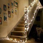 Vikdio 200 LED String Lights | 66Ft avec 8 modes de lumières étoilées | DC 31V 6W transformateur basse tension exploité pour la fête de mariage de Noël, jardin extérieur d'intérieur (blanc, classe énergétique A++) de la marque Vikdio image 2 produit