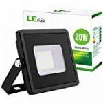 Viugreum® IP65 30W / 150W / 200W / 300W LED Projecteur Lumière - [Classe énergétique A++] - Blanc chaud ( 2800-3200K) et Blanc froid (6000-6600K) - 5F de la marque Viugreum image 18 produit