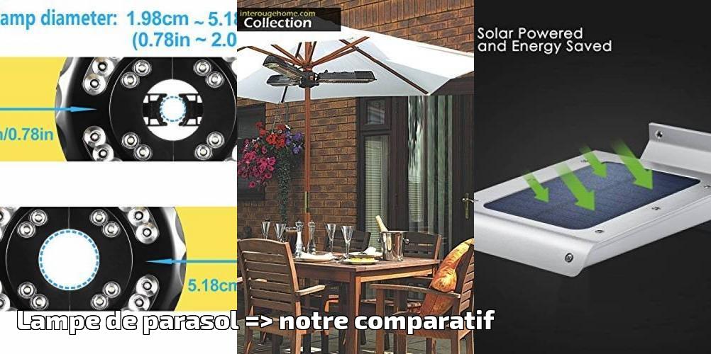 De Parasolgt; Comparatif 2019Meilleur Luminaire Notre Lampe Pour vnOPNym80w